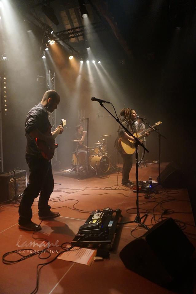 Concert indie folk-rock : Emale
