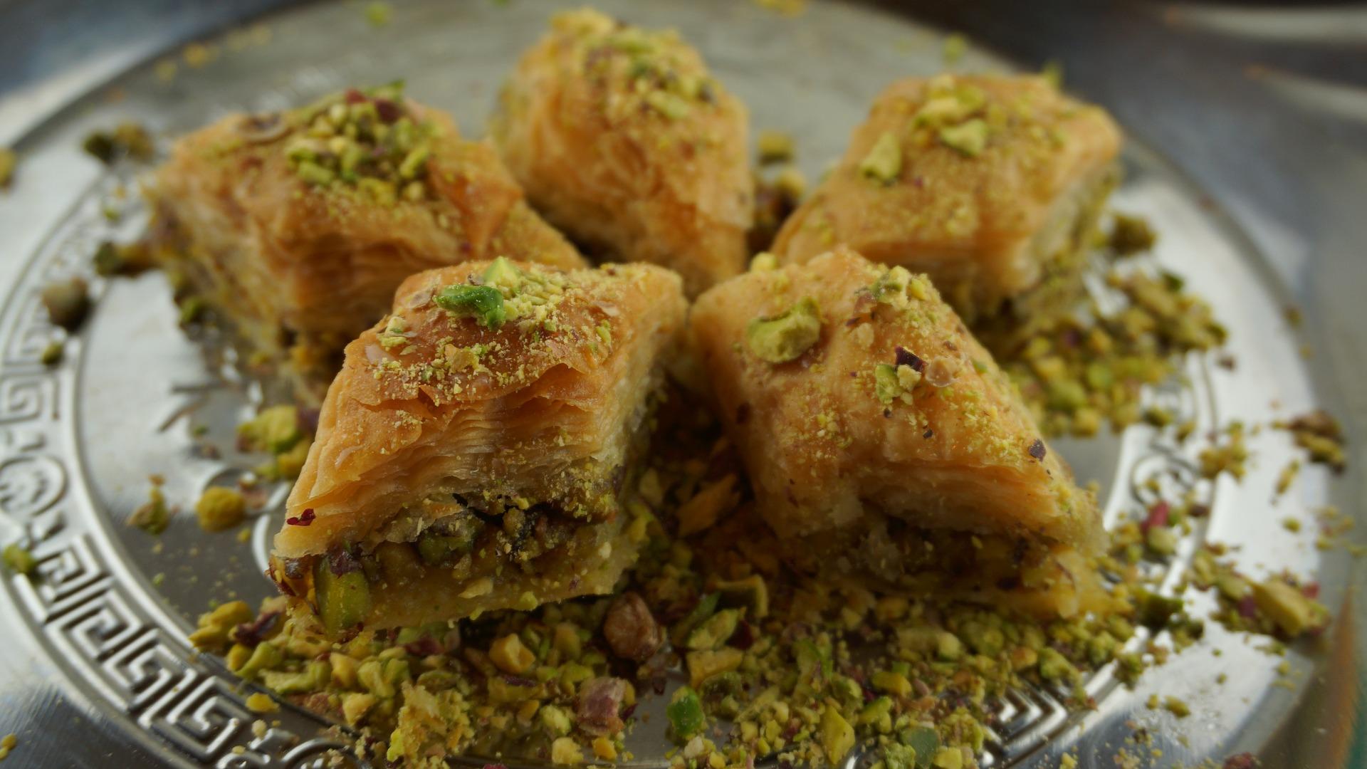 Les Nuits d'Orient : atelier cuisine (pâtisseries orientales) et lectures à deux voix