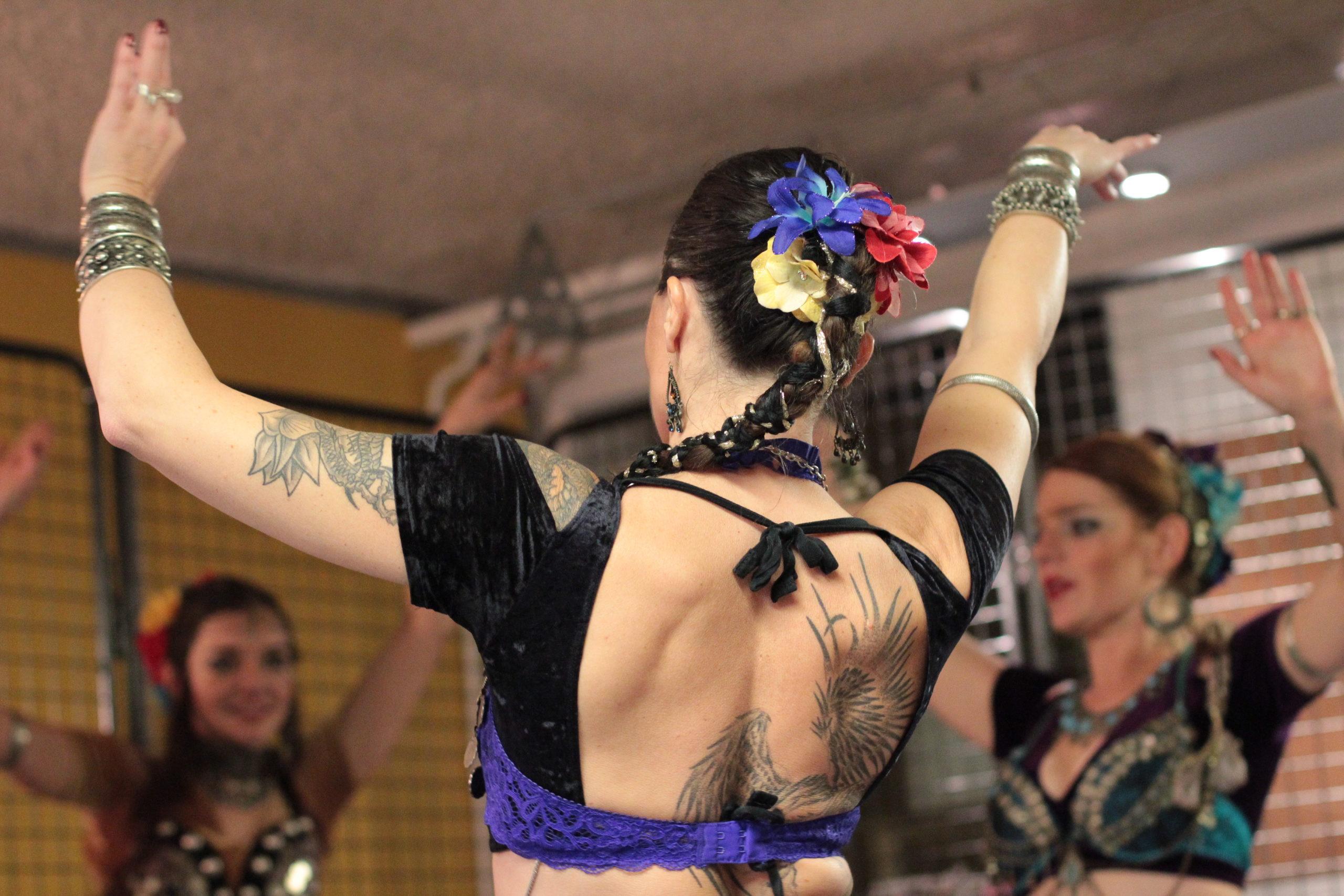 Les Nuits d'Orient : initiation à la danse